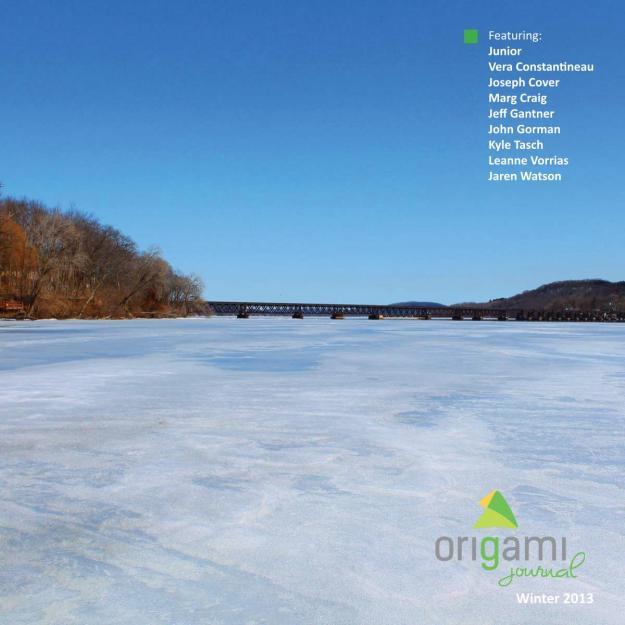 Origami Winter 2013