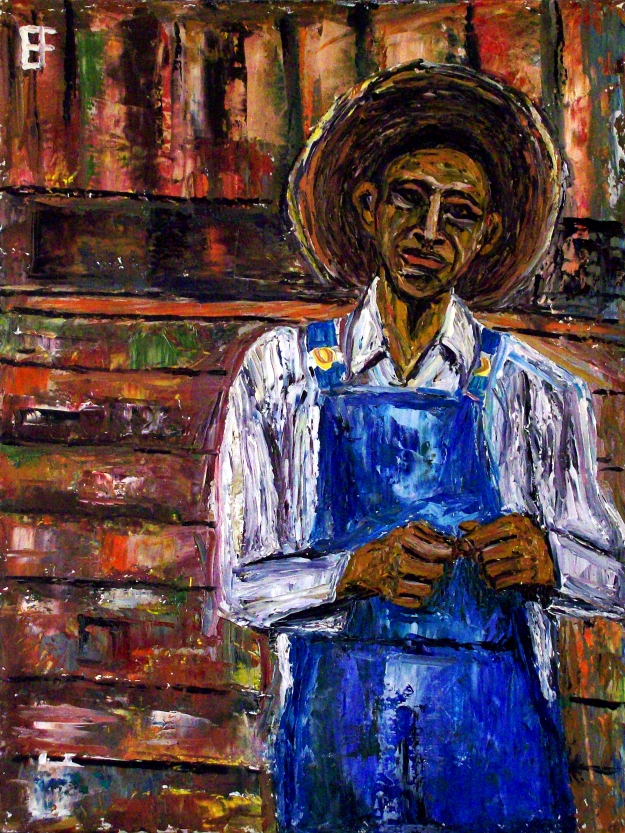 forrest_north_carolina_tenant_farmer_oil_on_canvas_24x18_2012